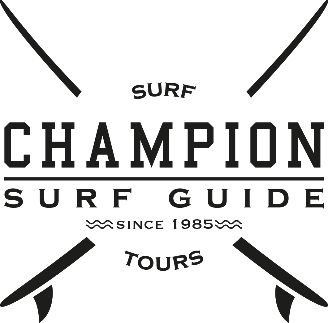 Champion Surf Guide