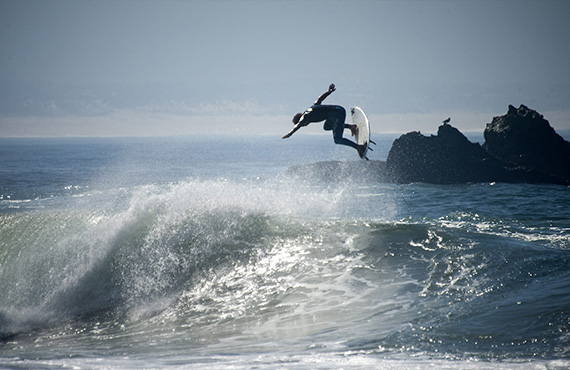 Surf Guide - Nazare
